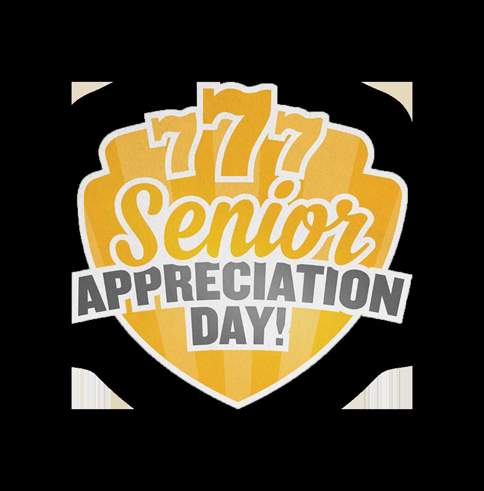 Logo for Senior Appreciation Day