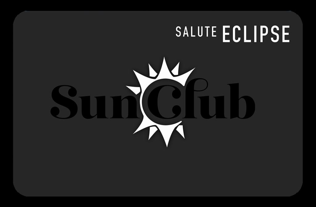 Black club card