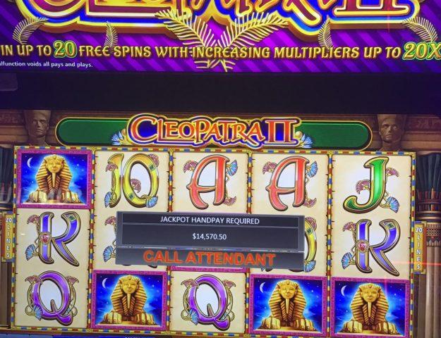 Jackpot #6